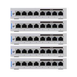 UniFi Switch 8 60W (5-Pack)